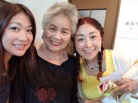 伊豆でおばあちゃんの米寿祝い!(*'ω'*)✨